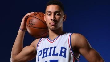 Ben Simmons (Photo Credit: Matt Logue, The Daily Telegraph