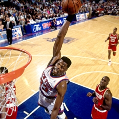 Patrick Ewing (Photo Credit: Andrew D. Bernstein/NBAE/Getty Images)