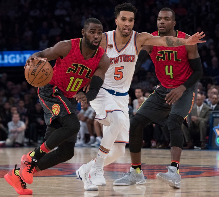 Tim Hardaway Jr., Courtney Lee