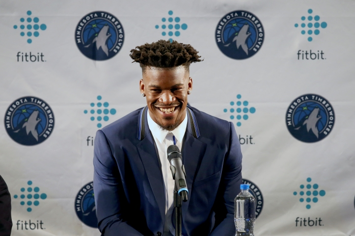 Jimmy Butler Press Conference