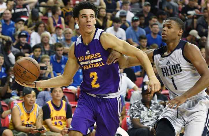 2017 Las Vegas Summer League Los Angeles Lakers v Dallas Mavericks